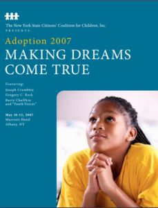 2007 new york foster care and adoption conference