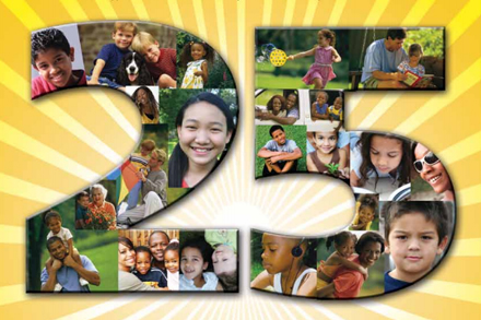 2014 marked NYSCCC's 25th silver anniversary of hosting NYS's only statewide foster care and adoption conference for NYS foster and adoptive parents, advocates, and professionals.