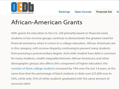 African-American Grants