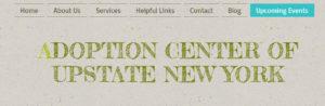 Adoption Center of Upstate New York
