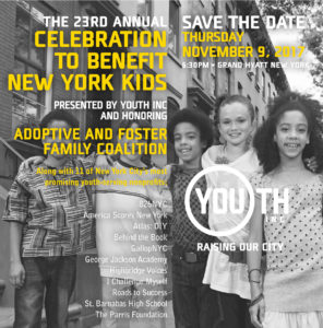 Celebration! The 23rd Annual Celebration to Benefit New York Kids