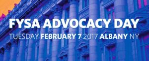 Fostering Youth Success Alliance Advocacy Day 2017