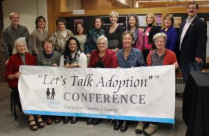 "NJ's 35 th Annual ""Let's Talk Adoption"" Conference"