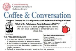 Support Groups for Grandparents and Relatives Raising Children