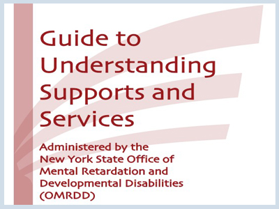 Services for People with Mental, Intellectual, and Developmental Disabilities