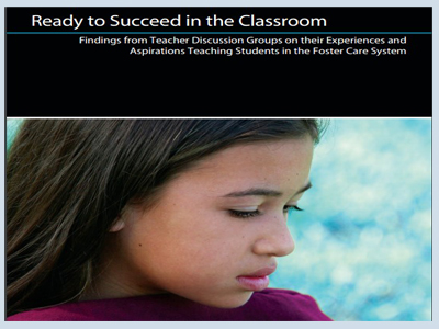 Teacher Discussion Groups Teaching Students in the Foster Care System