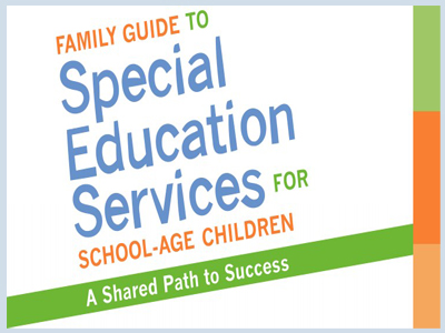 a family guide to special education services for school aged children