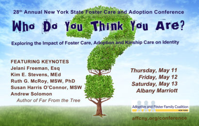 2017 AFFCNY Adoption and Foster Care Conference