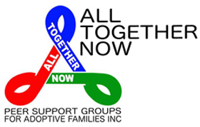 ALL TOGETHER NOW (ATN) FALL 2017 Playgroups for 5-9 Year-Olds Tween Peer-Support Group Teen Mentor Program Parent Discussion Group