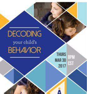 decoding childs behavior webinar