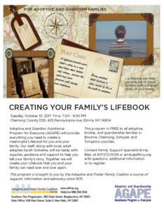 CREATING YOUR FAMILY'S LIFEBOOK