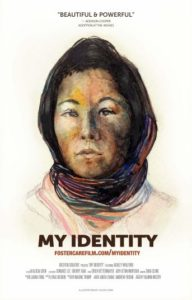 My Identity Poster by Foster Care FIlms