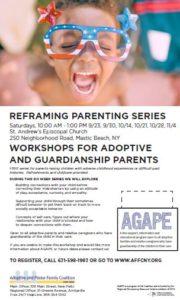 reframing parenting training long island