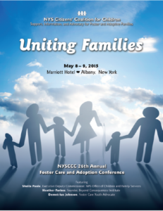 2015: Uniting Families AFFCNY Conference