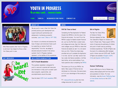 Youth in Progress