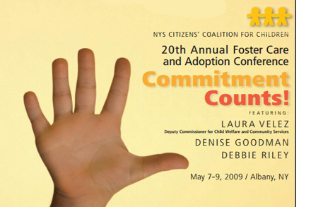 20 annual adoption and foster care conference