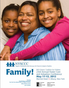2012 Family NY adoption and foster care conference