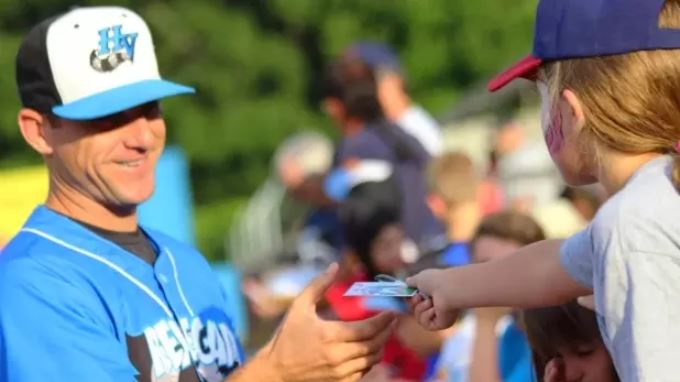 AGAPE Family Fun Night with the Hudson Valley Renegades