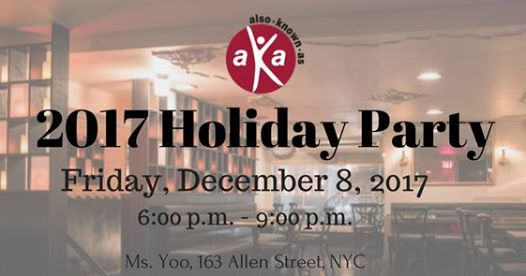 AKA's Annual Holiday Party