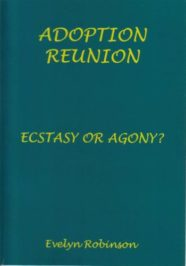 Adoption Reunion - Ecstasy or Agony