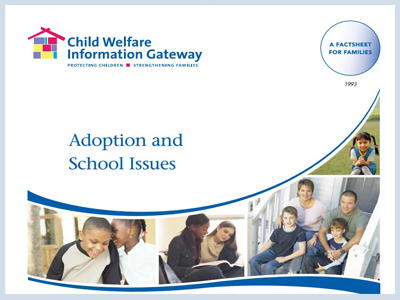 Adoption and School Issues