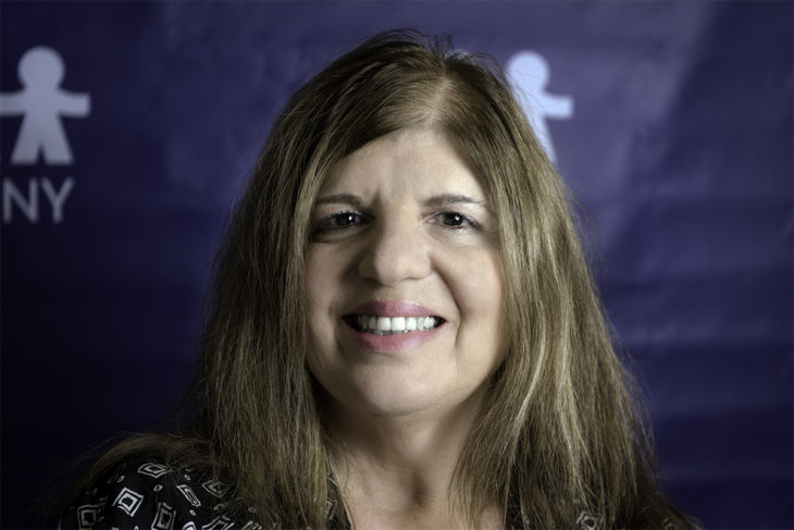 Andrea Marinelli AGAPE Long Island Family Support Specialist