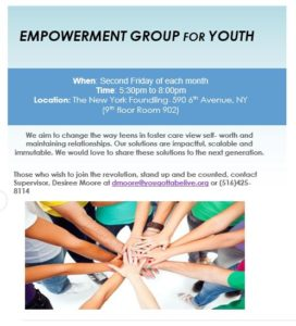 YGB's Empowerment Group for Youth