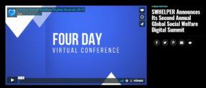 SWHELPER Announces Its Second Annual Global Social Welfare Digital Summit