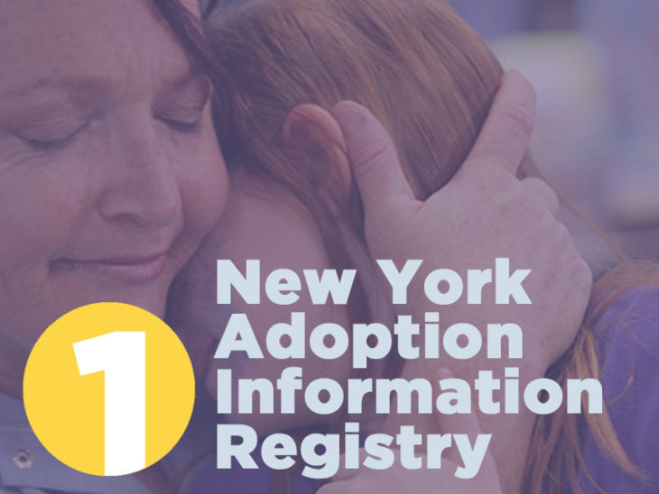 Join the New York Adoption Information Registry