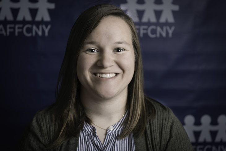 Kylie Regan AGAPE Hudson Valley Family Support Specialist