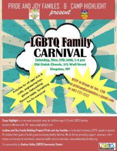 LGBTQ Family Carnival