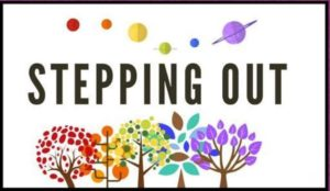 Stepping Out, a new discussion & support group for lesbian, gay, bisexual, transgender, queer and questioning adults