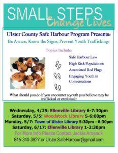 Safe Harbour Library Presentations