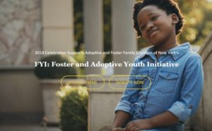 Support AFFCNY FYI Foster and Adoptive Youth Initiative Celebration to Benefit New York Kids 2018