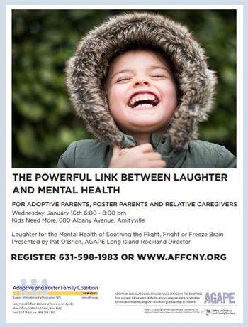 The Powerful Link Between Laughter and Mental Health