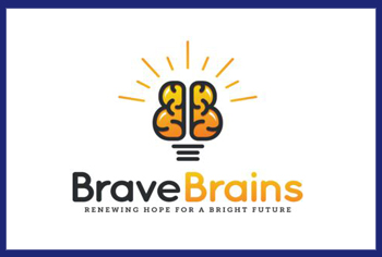 "Bravebrains ""Riley the Brave"" book for children who have experienced trauma"