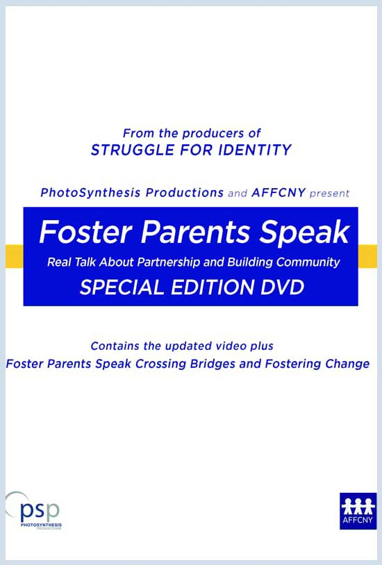 foster parents speak training video