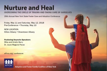 29th Annual New York State Foster Care and Adoption Conference