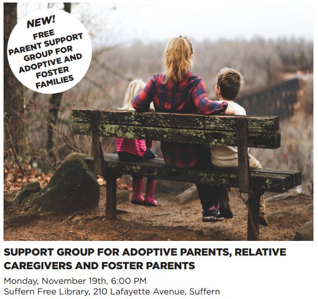 Adoptive, Foster and Relative Caregiver Support Group; Rockland