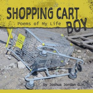 Sixteen-year-old Joshua tells his life story in this poignant poetry collection.  He reflects on a childhood spent helping his mom search for bottles and cans from the confines of his shopping cart prison. Then, he pours out his grief at finding his mother dead one morning when he was twelve years old.