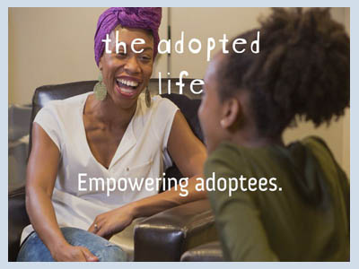The Adopted Life Episodes feature 1-on-1 conversations between Angela and transracially adopted teens. They discuss race, culture and birth parent relationships. This series elevates and normalizes the adoptee voice.