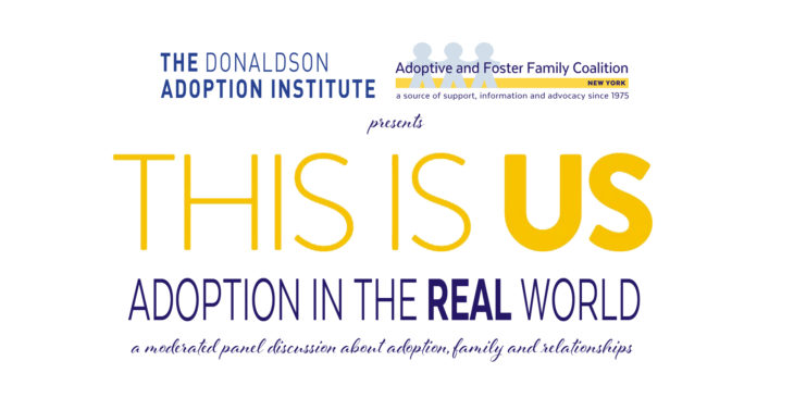 This Is Us; Adoption in the REAL World